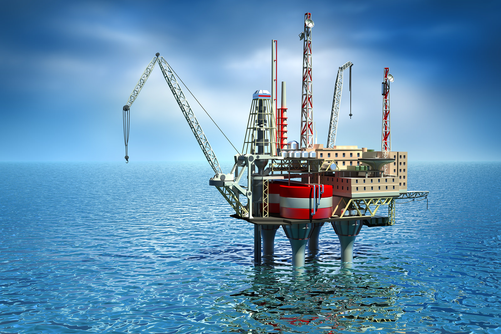 The Element of Liability and Offshore Rig Accidents - Ernst Law Group