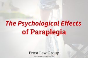 ernst The Psychological Effects of Paraplegia