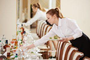 waitress-serving-banquet-table-300x200