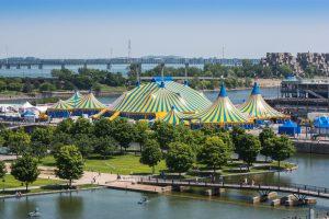 old montreal cirque du soleil