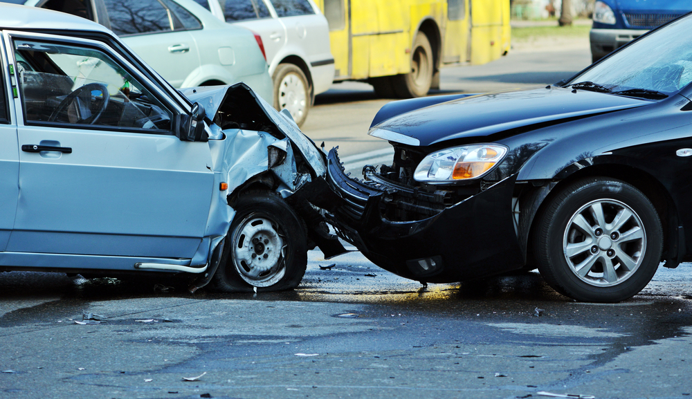 Car Accidents In One Month