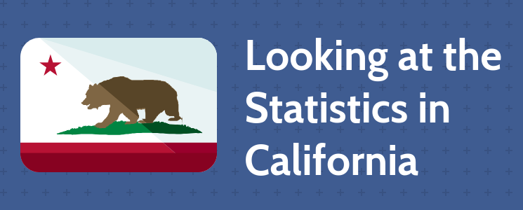 Looking at the Statistics in California