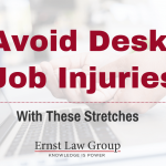 Avoid Desk Job Injuries with These Stretches feature image