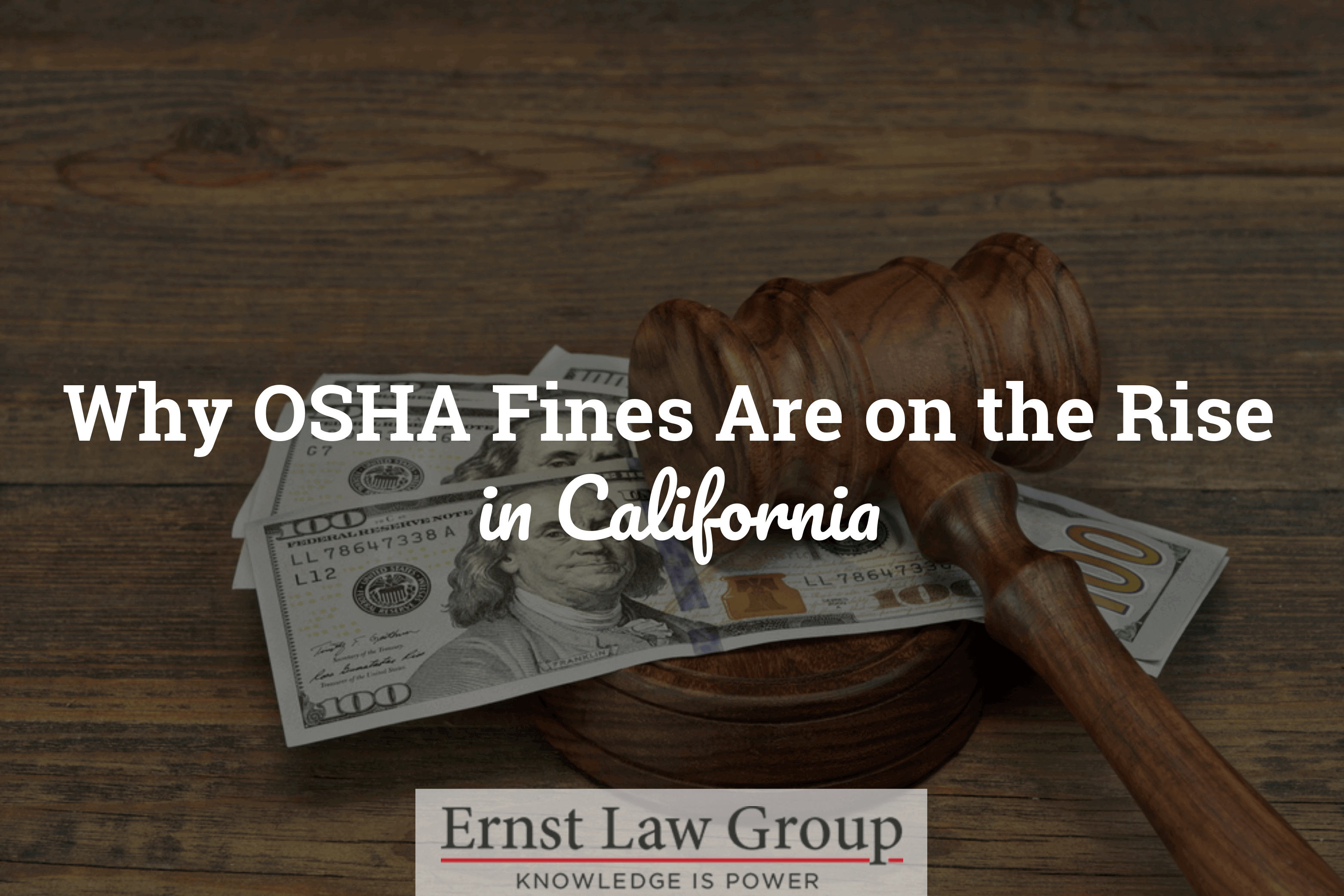 Why OSHA Fines Are on the Rise in California