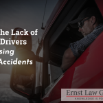 Why The Lack of Truck Drivers Is Causing More Accidents