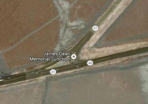 james dean memorial highway