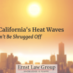 Why California's Heat Waves Shouldn't Be Shrugged Off