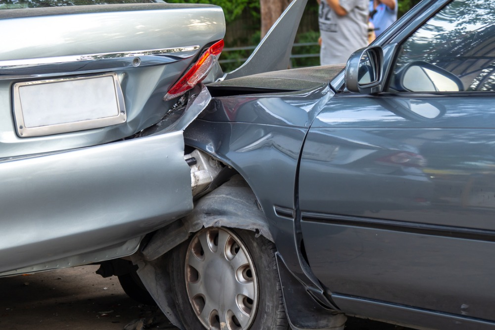Car accident before a lawyer is called