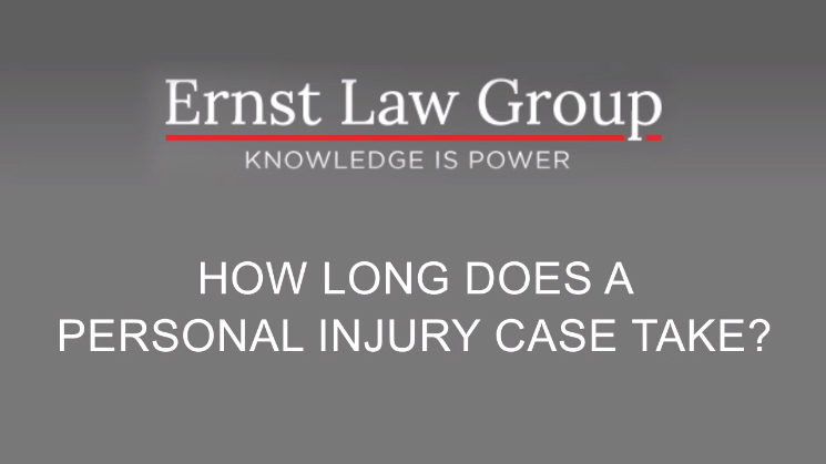 How Long Does a Personal Injury Case Take?