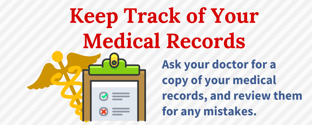 Keep Track of Your Medical Records