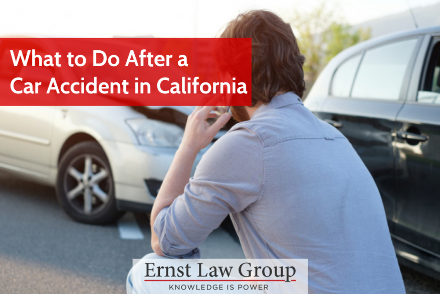 What to Do After a Car Accident in California