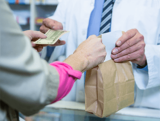 Buying Medicine after a Truck Accident