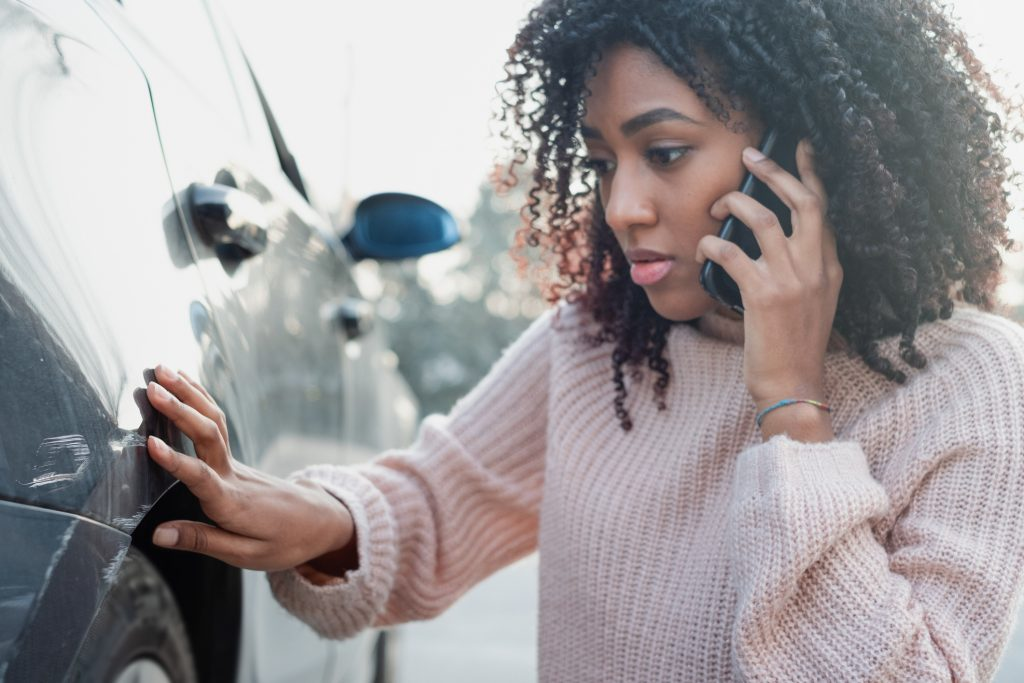 What happens if an uninsured driver hits you